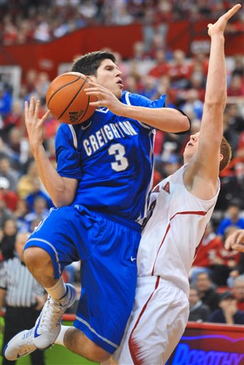 Doug McDermott (3), Brandon Ubel (3)