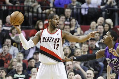 LaMarcus Aldridge, Jason Thompson