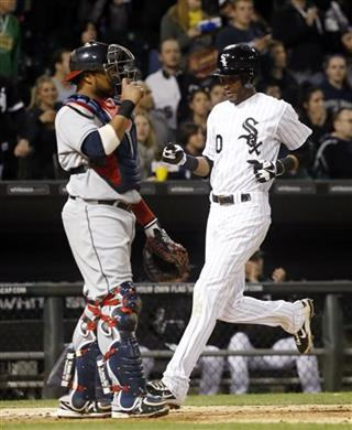 Carlos Santana, Alexei Ramirez