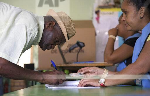 Dominican Republic Primary Election