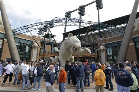 Tigers Game Bomb Threat