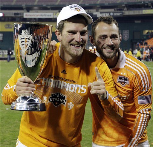 Bobby Boswell, Brad Davis,