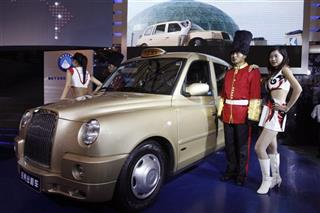 China Geely London Cabs