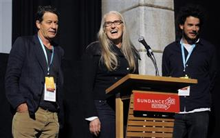 Jane Campion, Gerard Lee, Garth Davis