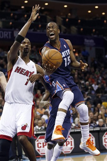 Kemba Walker, Chris Bosh