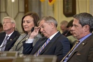 Roger Wicker, Deb Fischer, Lindsey Graham, David Vitter