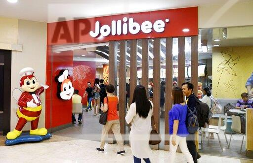 Philippines' Jolibee to buy major U.S. coffee chain