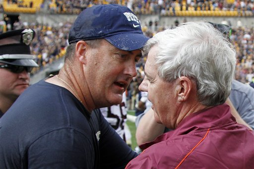 Paul Chryst, Frank Beamer