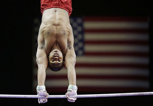 US Gymnastics Trials