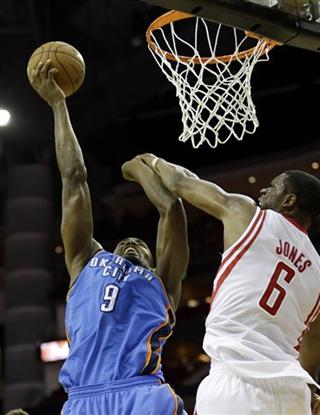 Serge Ibaka, Terrence Jones