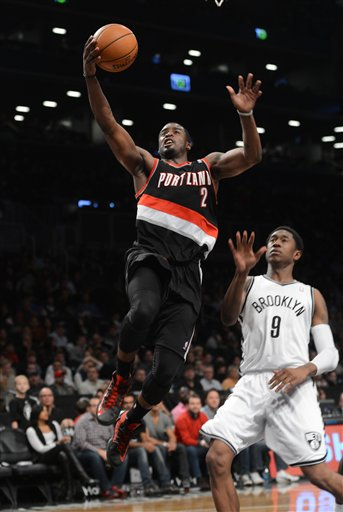 Wesley Matthews, MarShon Brooks