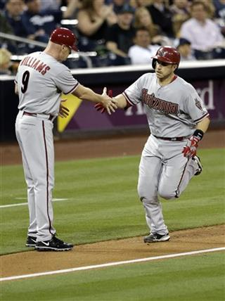 Miguel Montero, Matt Williams