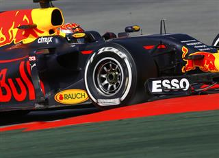 Spain F1 All Eyes On Verstappen