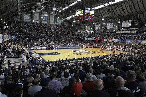 Butler Hinkle Renovation Basketball