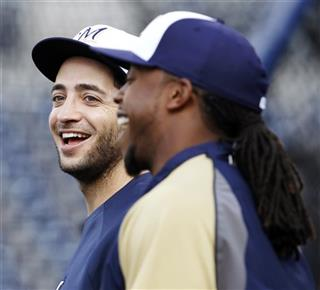 Ryan Braun, Rickie Weeks