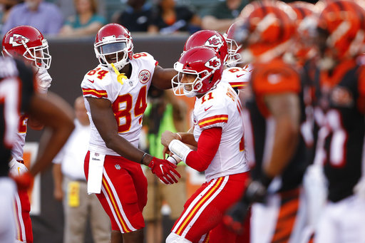 Demetrius Harris, Alex Smith