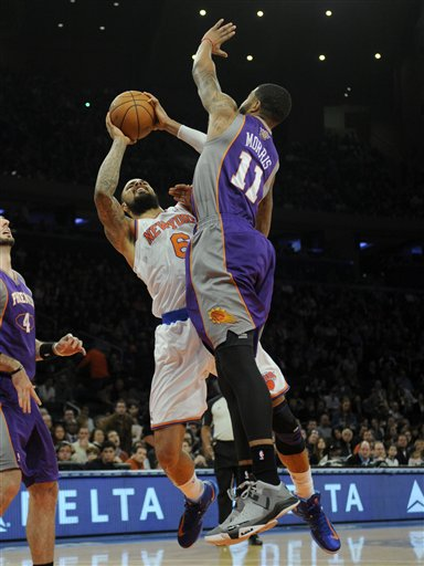 Tyson Chandler, Markieff Morris