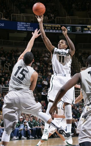 Keith Appling, Drew Valentine
