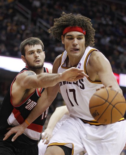Joel Freeland, Anderson Varejao