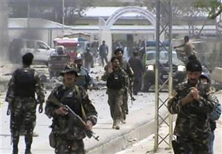 Afghanistan Diplomat Killed