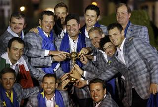 Ryder Cup Golf