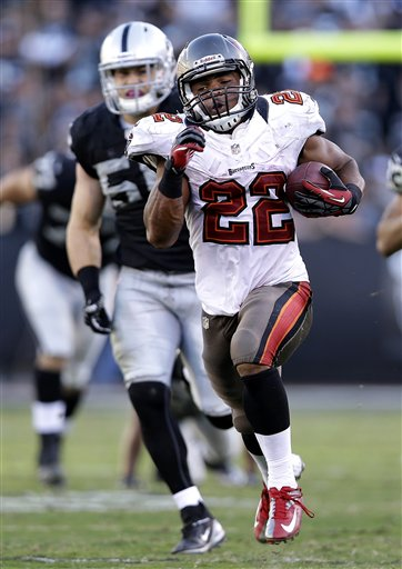 Doug Martin, Miles Burris