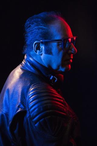 Andrew Dice Clay Portrait Session