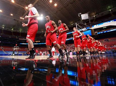 NCAA NC State Basketball