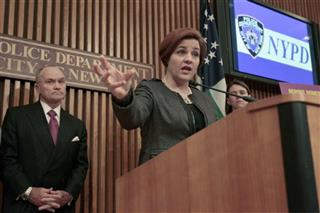 Christine Quinn, Raymond W. Kelly