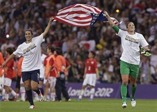 Carli Lloyd, Hope Solo