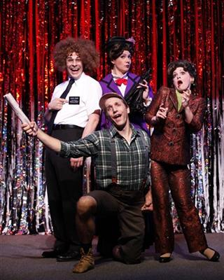 Theater Review Forbidden Broadway