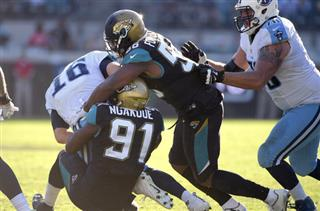 Sad Sack Jaguars Football