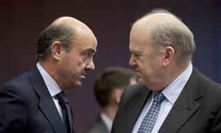 Luis de Guindos, Michael Noonan