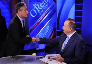 Jon Stewart, Bill O'Reilly