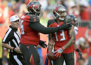 Donovan Smith, Mike Evans