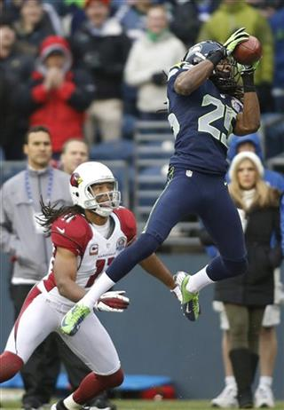 Larry Fitzgerald, Richard Sherman