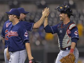 Yan Gomes, Jason Giambi