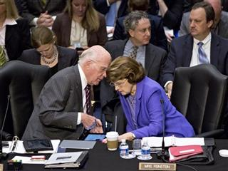 Patrick Leahy, Dianne Feinstein