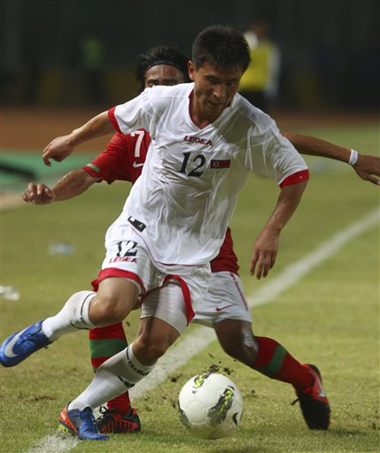 Indonesia Soccer