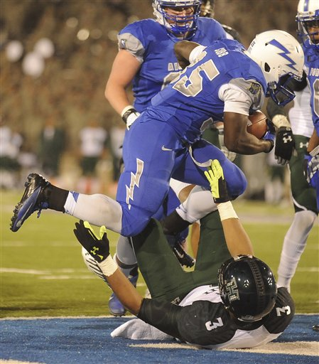 Hawaii Air Force Academy Football