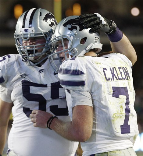 Collin Klein, Cody Whitehair