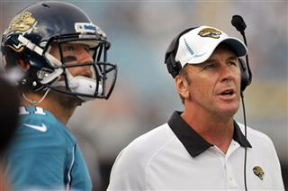 Mike Mularkey, Blaine Gabbert