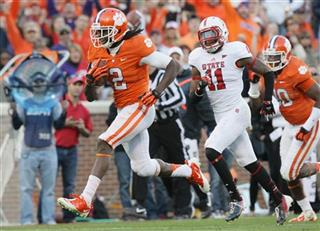 Sammy Watkins, Juston Burris