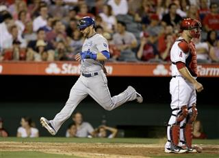 Alex Gordon, Chris Iannetta