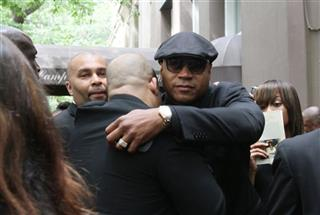 Chris Lighty Funeral
