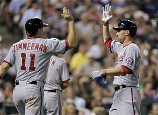 Ryan Zimmerman Adam LaRoche