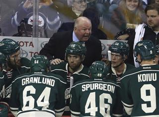 Playoffs 16 Degrees of Boudreau Hockey
