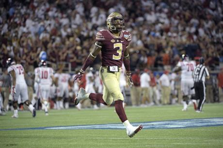 Florida St James Football