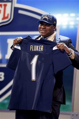 D.J. Fluker