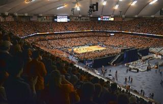 Georgetown Syracuse Basketball